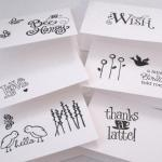 Mini All Occasion Blank Note Cards